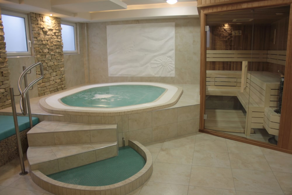 Sauna, Thermal Hotel Superior
