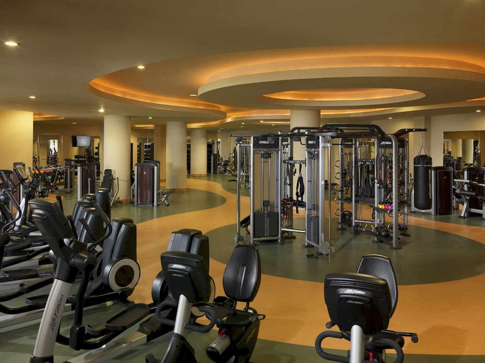 Gym, Grand Solmar Lands End Resort And Spa – All Inclusive Optional