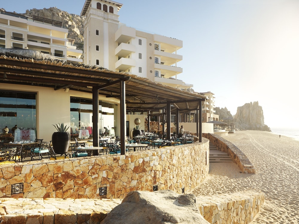 Outdoor Dining, Grand Solmar Lands End Resort And Spa – All Inclusive Optional