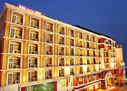 インティメイト ホテル パタヤ