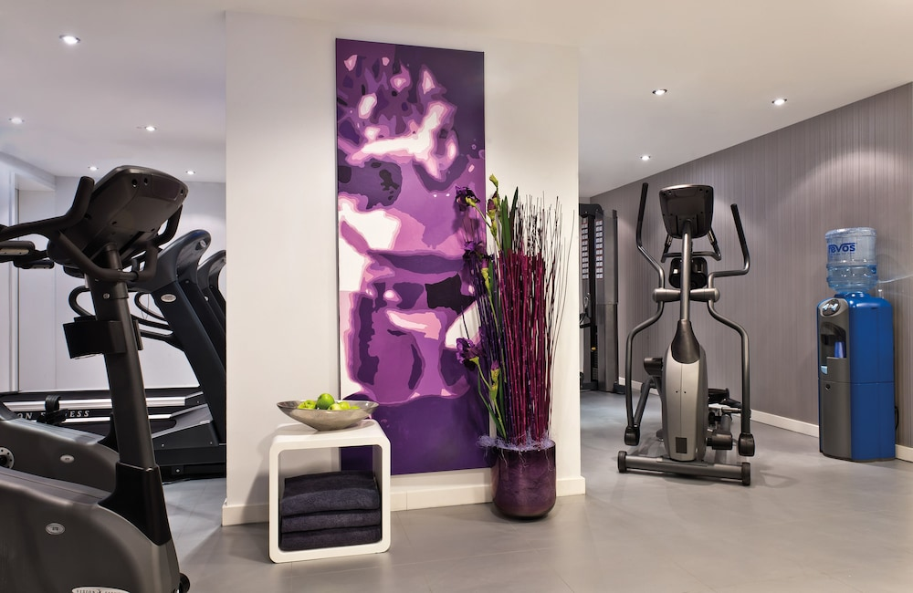 Fitness Facility, Leonardo Royal Hotel Munich