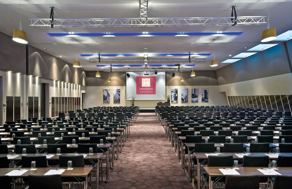 Meeting Facility, Leonardo Royal Hotel Munich