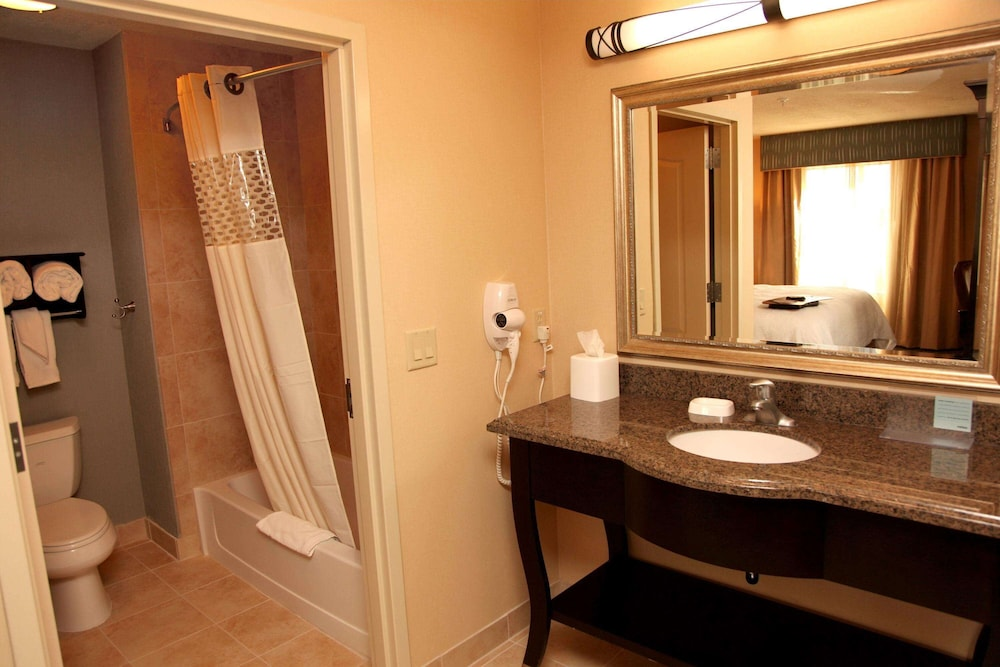 Bathroom, Hampton Inn & Suites Carlsbad