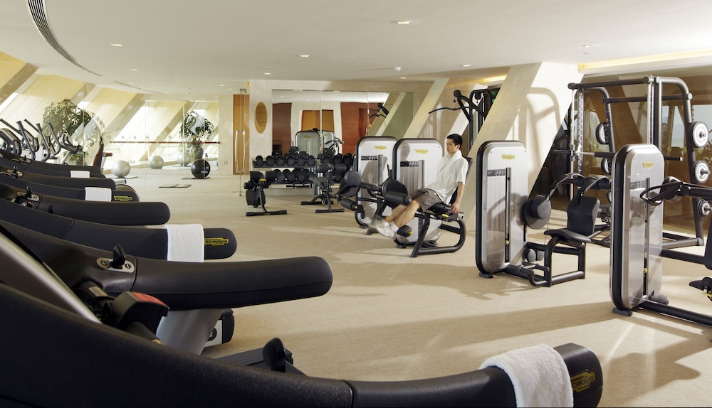 Fitness Facility, InterContinental Hangzhou, an IHG Hotel