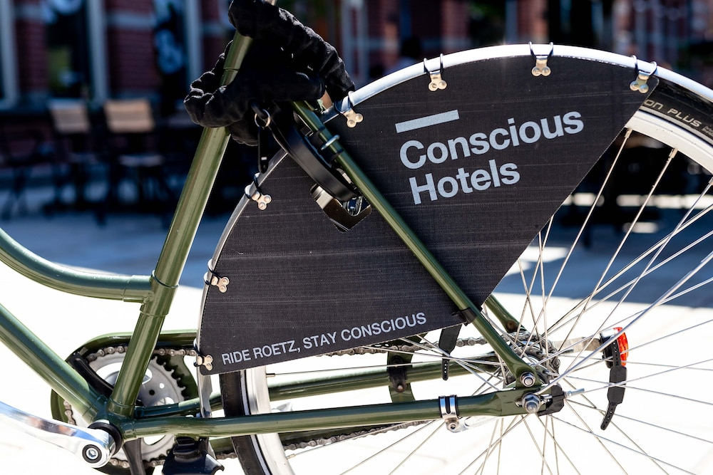 Bicycling, Conscious Hotel Vondelpark