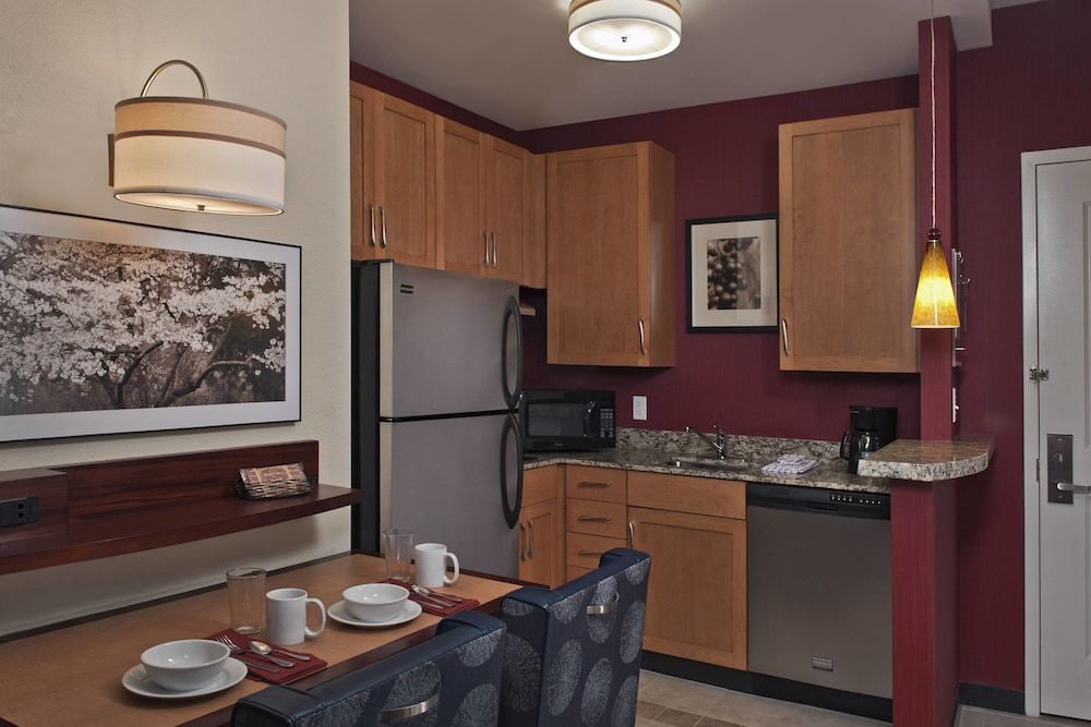 Private Kitchen, Residence Inn Arlington Capital View