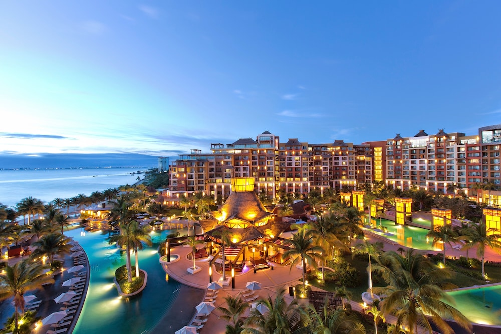 Villa Del Palmar Cancun Luxury Beach Resort Spa 4 0 Out Of 5 Aerial View Featured Image