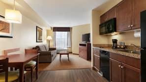 Pillowtop beds, minibar, blackout drapes, soundproofing
