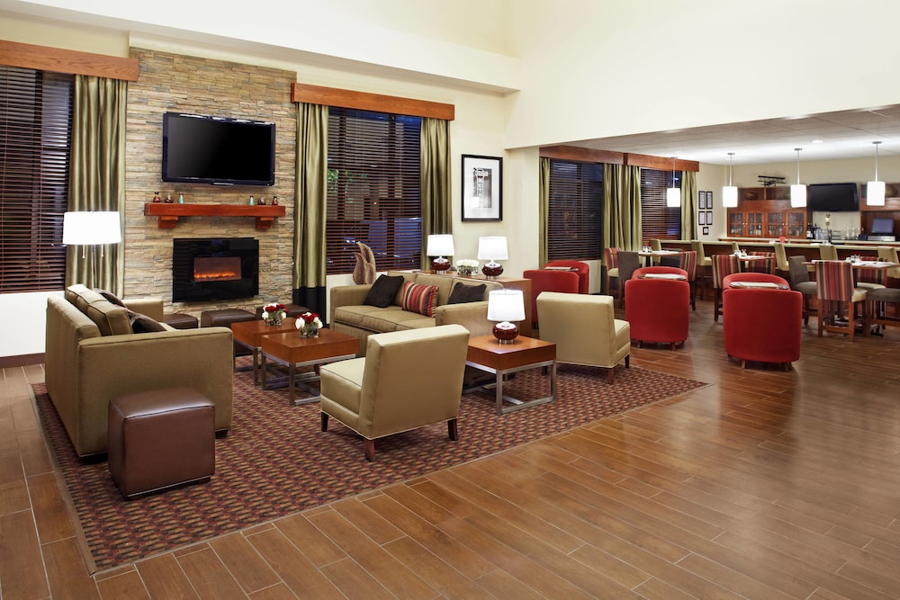 Lobby, Four Points by Sheraton Houston Hobby Airport