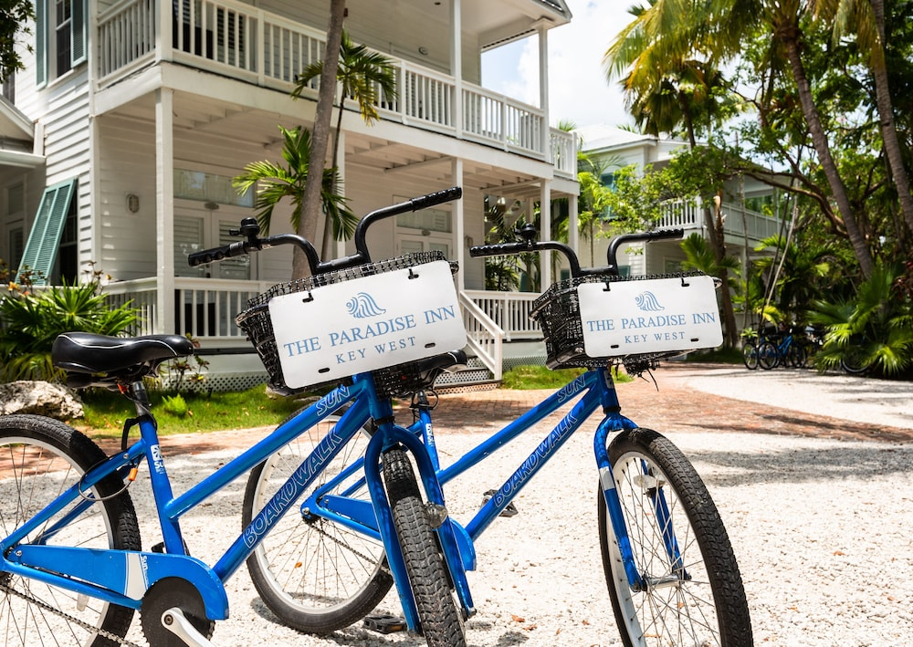 Bicycling, Paradise Inn Key West-Adults Only