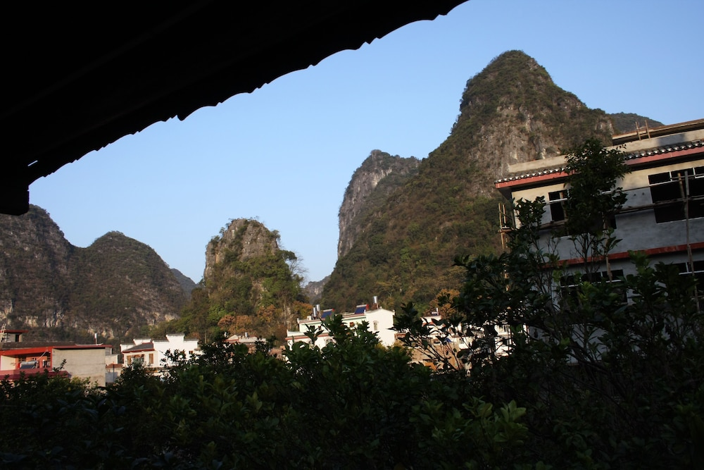 View from Room, Yangshuo Village Inn
