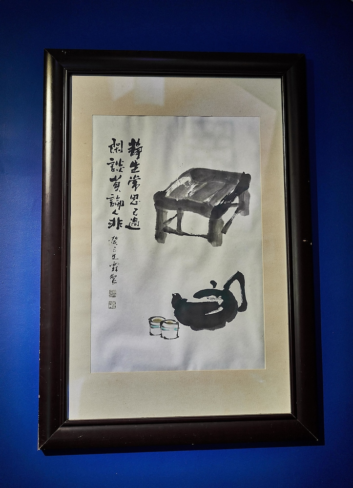 Interior Detail, Yangshuo Village Inn