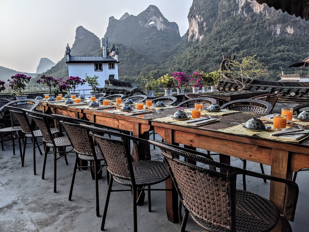 Restaurant, Yangshuo Village Inn