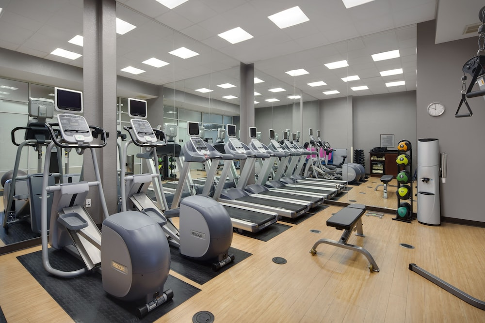 Fitness Facility, HYATT house San Jose/Silicon Valley