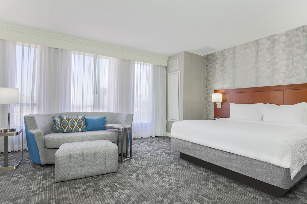 Room, Courtyard by Marriott Amarillo Downtown