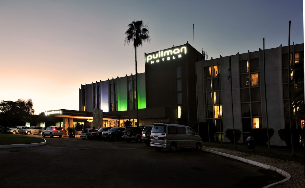 Front of Property - Evening/Night, Hotel Pullman Lubumbashi Grand Karavia