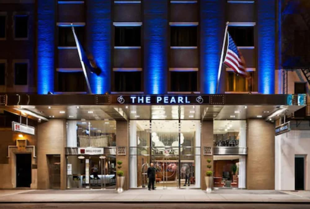 Featured Image, The Pearl New York