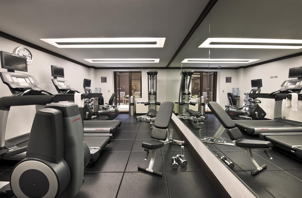 Fitness Facility, The Pearl New York