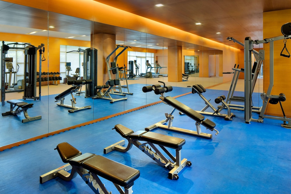 Fitness Facility, Radisson Blu Cebu