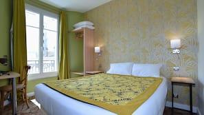19 chambres, literie de qualité supérieure