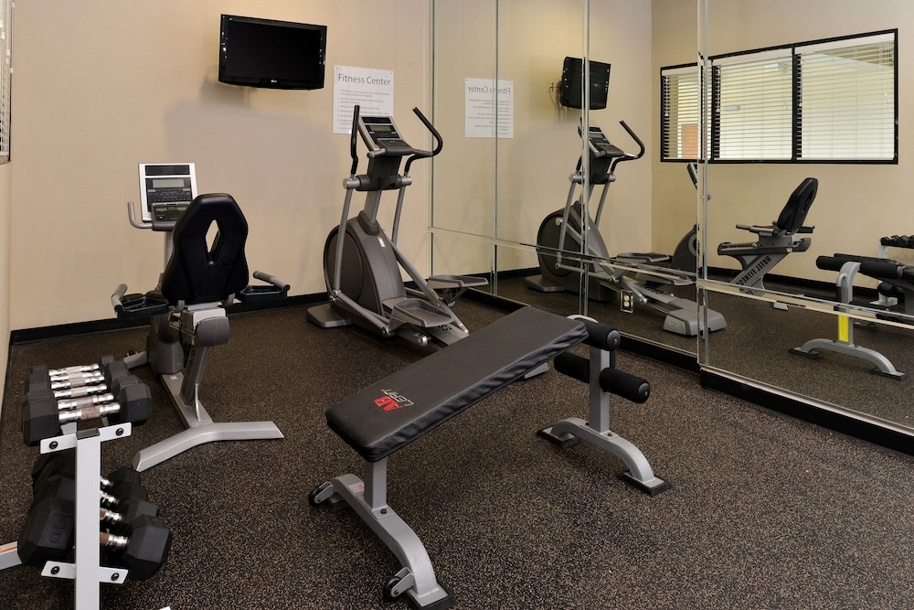 Fitness Facility, Holiday Inn Montgomery Airport South, an IHG Hotel
