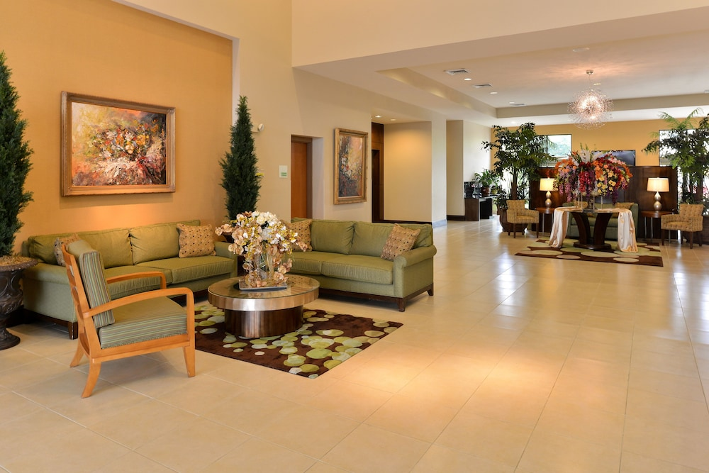 Lobby, Holiday Inn Montgomery Airport South, an IHG Hotel