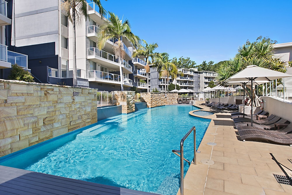 Outdoor Pool, Mantra Nelson Bay