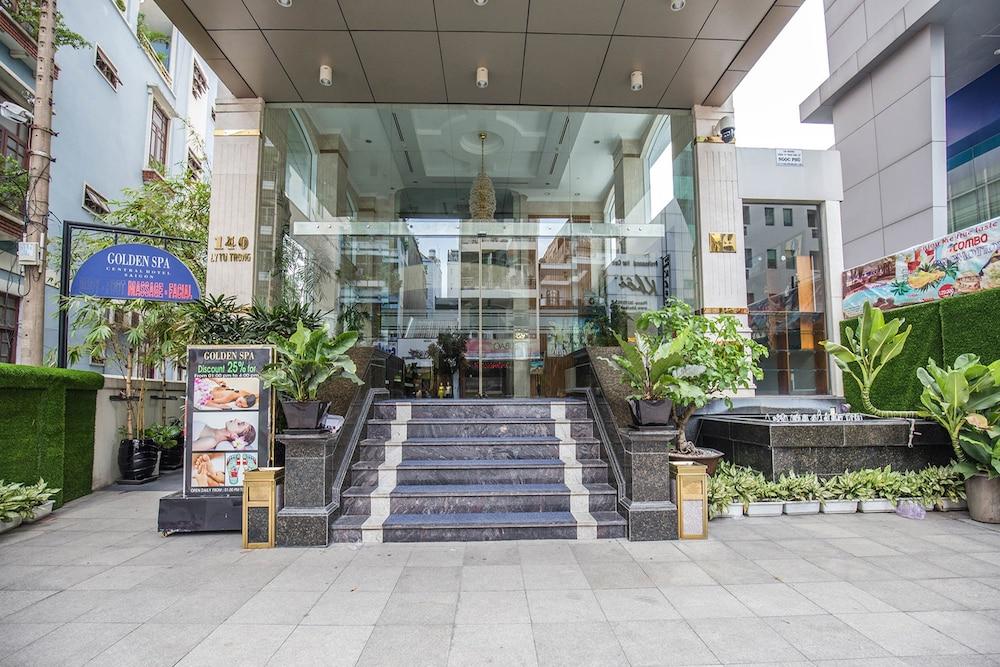 Golden Central Hotel Saigon Tripadvisor