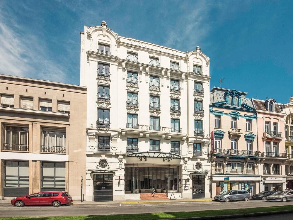 Mercure lille roubaix grand hotel deals reviews roubaix for Deal hotel france