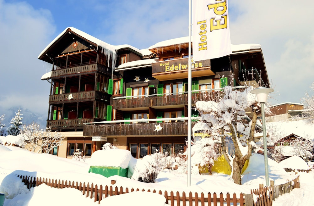 Featured Image, Hotel Edelweiss