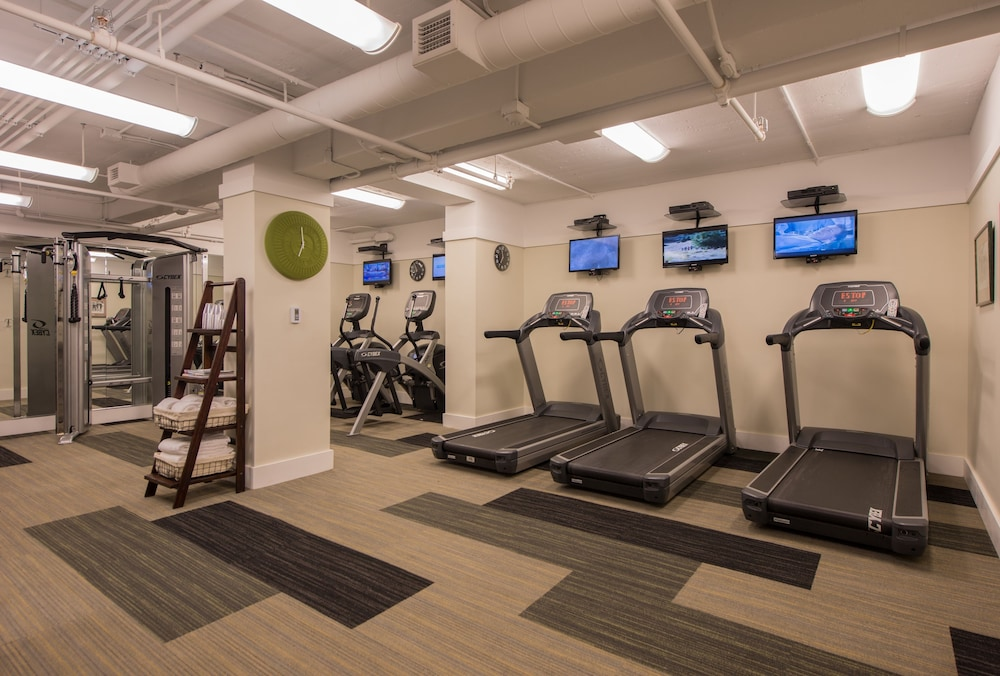 Fitness Facility, Hanover Inn Dartmouth