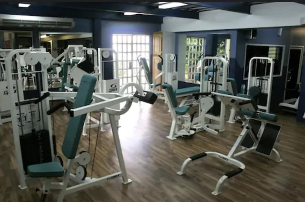 Gym, Tradewinds Hotel
