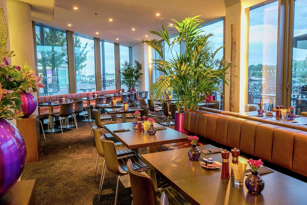 Executive Lounge, DoubleTree by Hilton Hotel Amsterdam Centraal Station