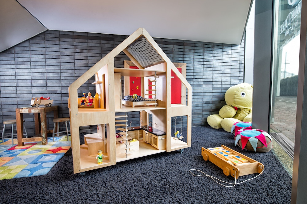 Children's Play Area - Indoor, DoubleTree by Hilton Hotel Amsterdam Centraal Station