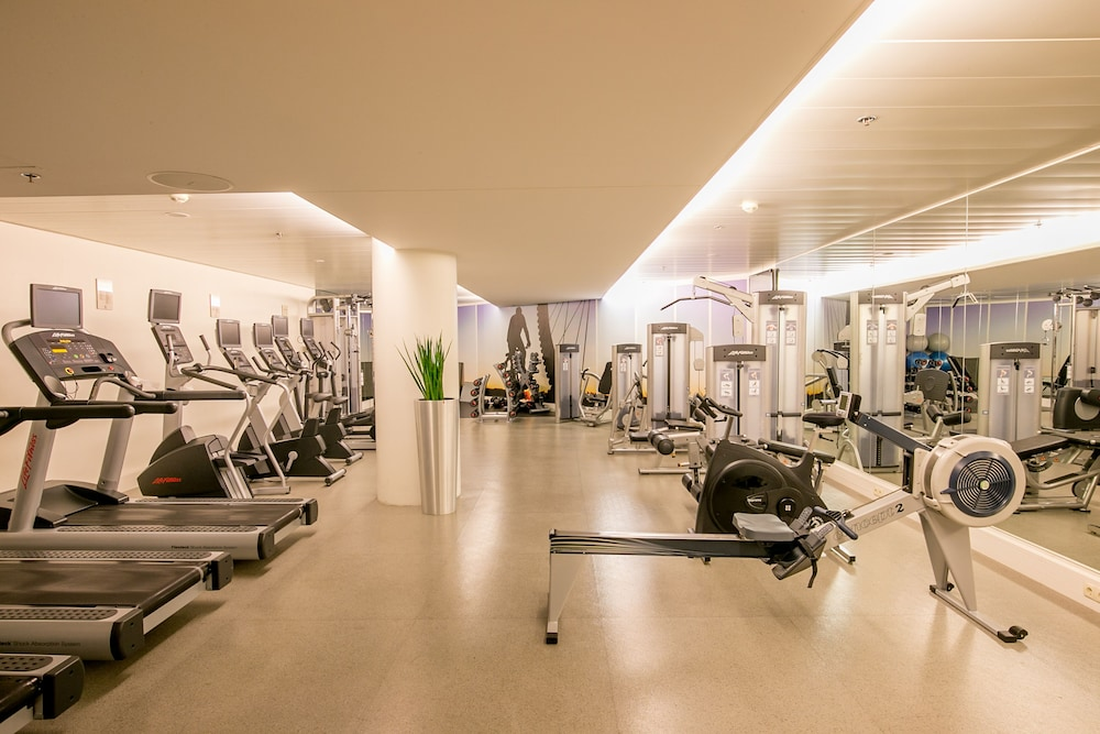 Fitness Studio, DoubleTree by Hilton Hotel Amsterdam Centraal Station