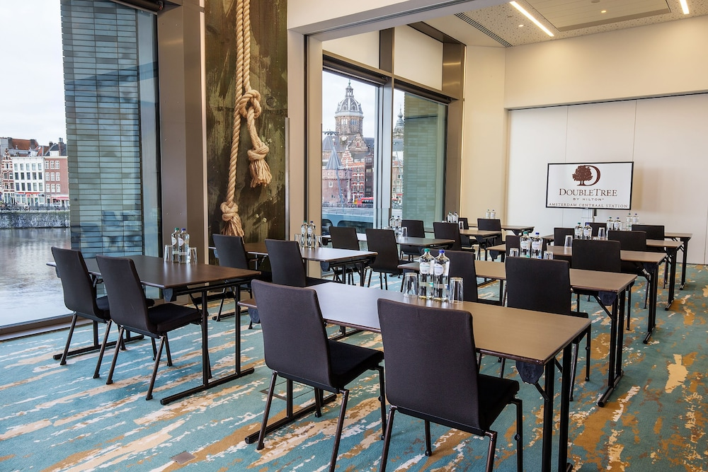 Meeting Facility, DoubleTree by Hilton Hotel Amsterdam Centraal Station