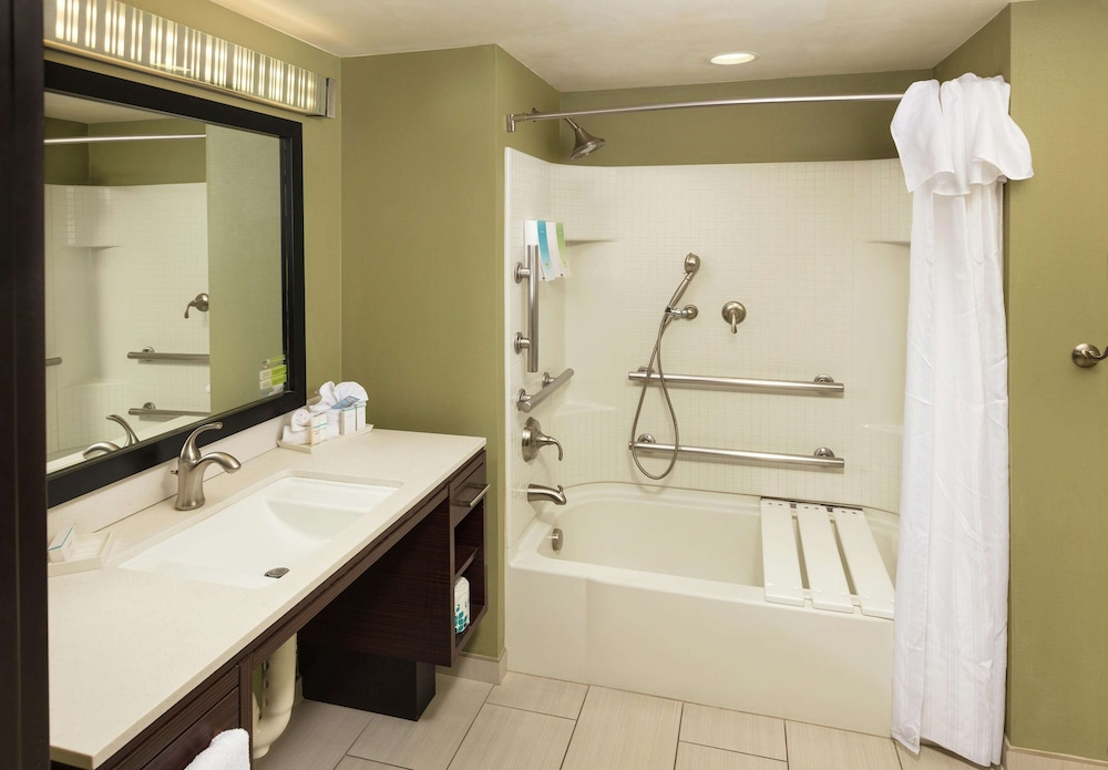 Bathroom, Home2 Suites by Hilton Salt Lake City/Layton, UT