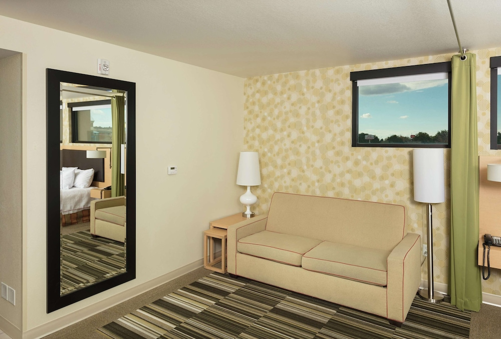 Living Area, Home2 Suites by Hilton Salt Lake City/Layton, UT