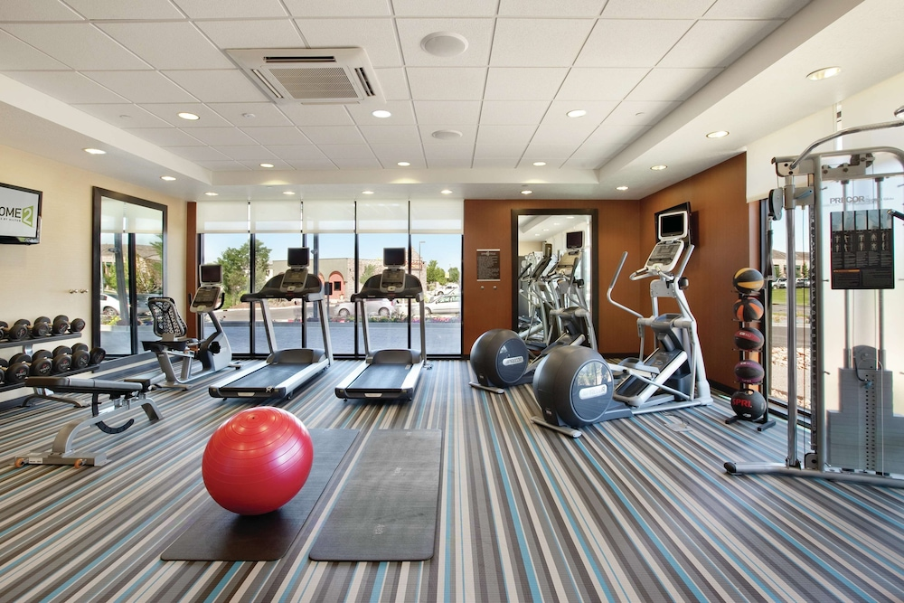Fitness Facility, Home2 Suites by Hilton Salt Lake City/Layton, UT