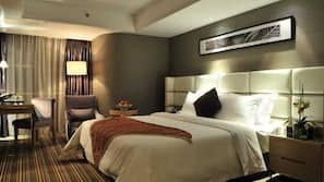 Minibar, in-room safe, soundproofing, rollaway beds
