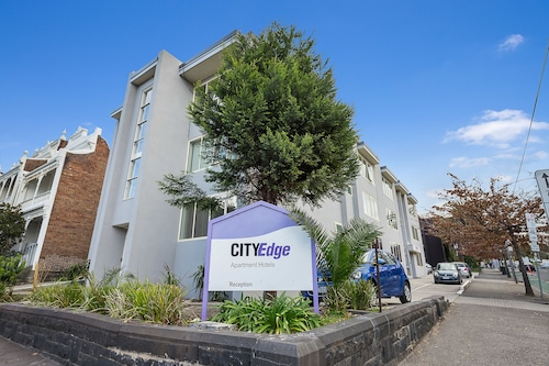 City Edge Serviced Apartments East Melbourne