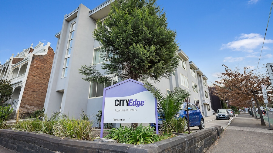City Edge Serviced Apartments East Melbourne
