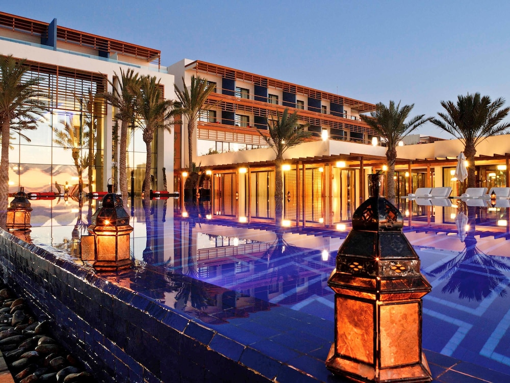 Front of Property, Sofitel Essaouira Mogador Golf & Spa