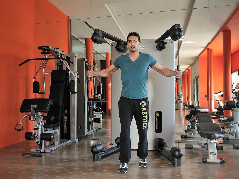 Fitness Facility, Sofitel Essaouira Mogador Golf & Spa