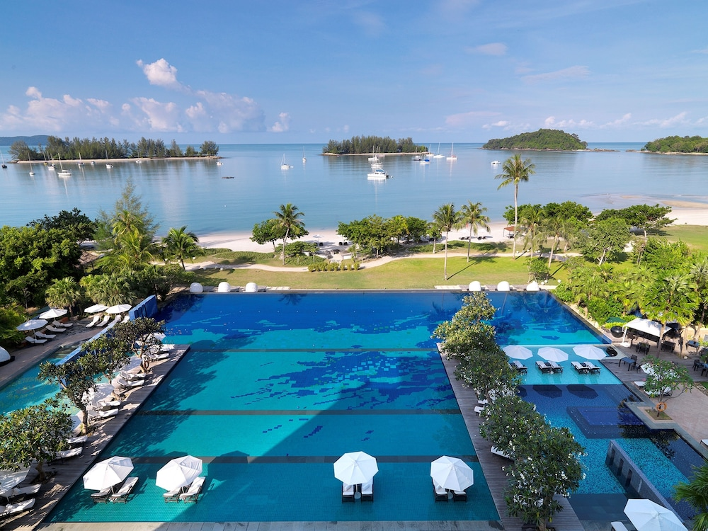 Outdoor Pool, The Danna Langkawi