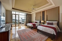 Viceroy Room, Sea View, Twin Bed