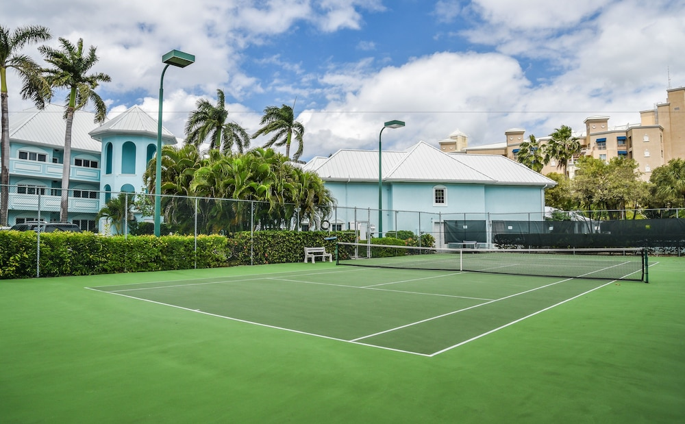 Tennis Court, Coral Stone Club