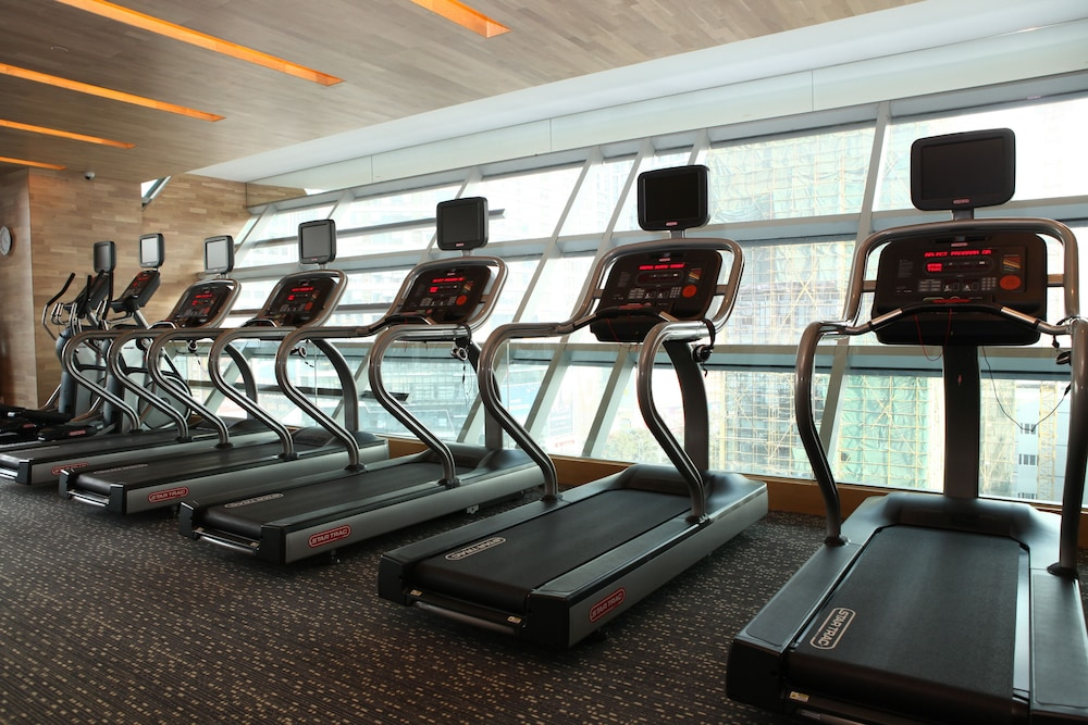 Fitness Facility, Intercontinental Residences Chengdu City Center