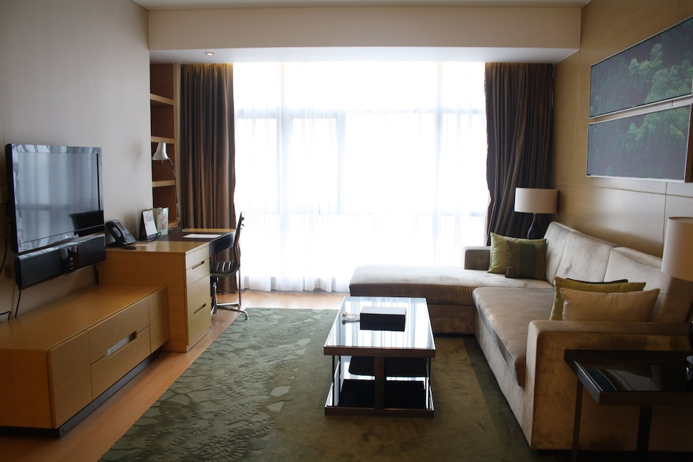 Room, Intercontinental Residences Chengdu City Center