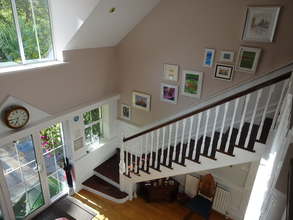 Staircase, The Grove Lodge